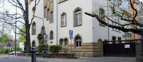 Haus der Begegnung Frankfurt Bistum