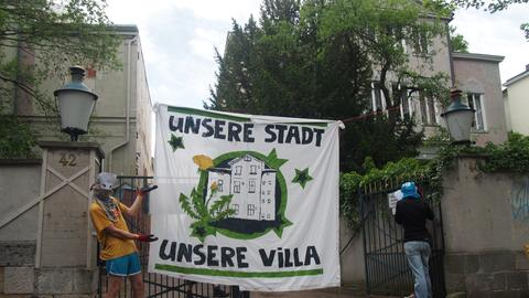 Hausbesetzer Kassel