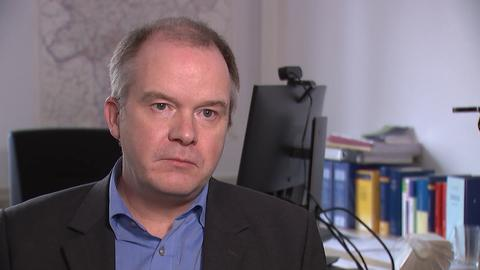 Johannes Heger vom hessischen Städte- und Gemeindebund
