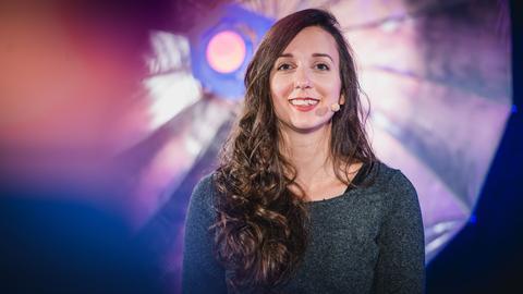 Auf Clubhouse unterwegs: Olivia Heider aus Langen