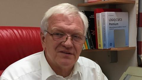 Arzt Peter Heller aus Fischbachtal