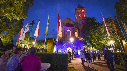 Die Eröffnung der Bad Hersfelder Festspiele