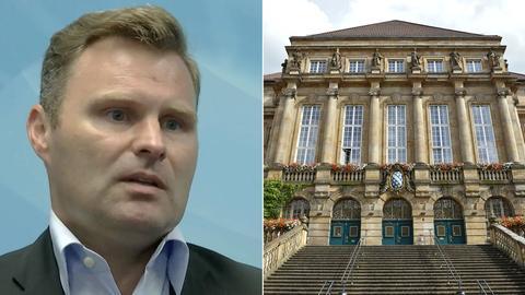 Jörg Hildebrandt (CDU) soll nach dem Willen seiner Fraktionskollegen sein Mandat im Kasseler Stadtparlament zurückgeben.