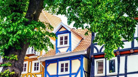 Fachwerkhaus in Homberg/Efze