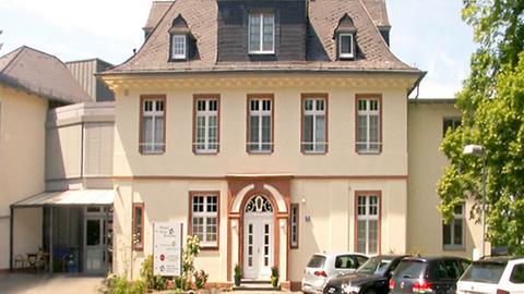 Das Hospiz Haus Emmaus in Wetzlar
