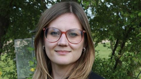 Isabell Röll vom BDKJ Limburg