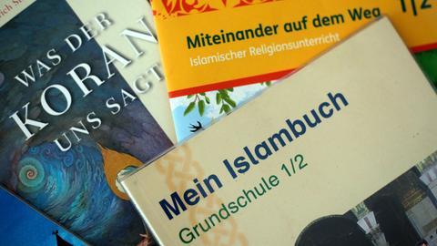 Schulbücher im islamischen Religionsunterricht