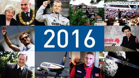 Der Jahresrückblick: Das hat uns 2016 bewegt - Teil 2