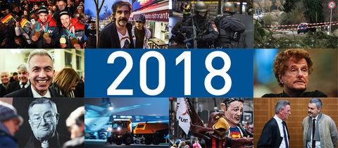 Jahresrückblick 2018: Teil 1