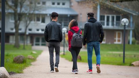 Jugendliche Flüchtlinge