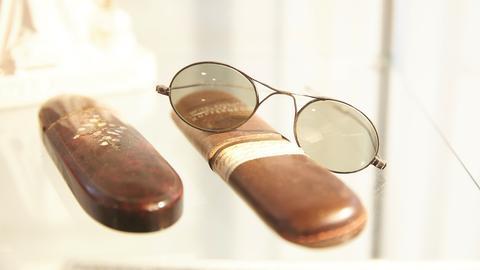 Brille von Katharina Kasper im MUtterhaus der Dernbacher Schwestern