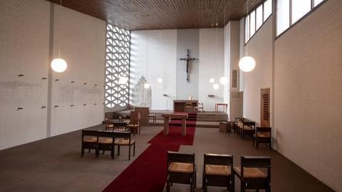 Kirche St. Johannes DAV Wiesbaden