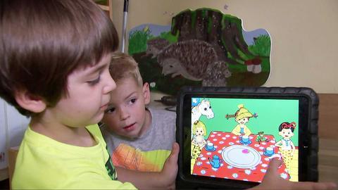 Kita Wiesbaden iPad
