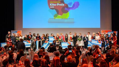 Preisträger Kita des Jahres
