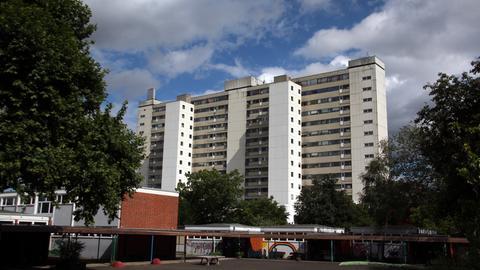 Städtisches Klinikum Höchst in Frankfurt