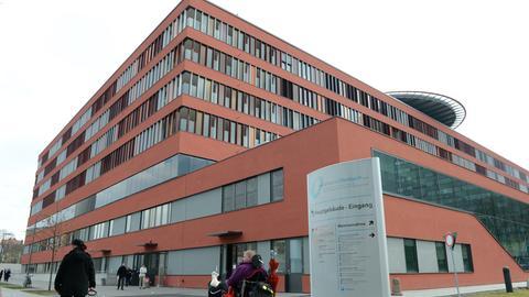Neubau des Klinikums Offenbach