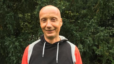 Knud Wechterstein von Rainbow Refugees