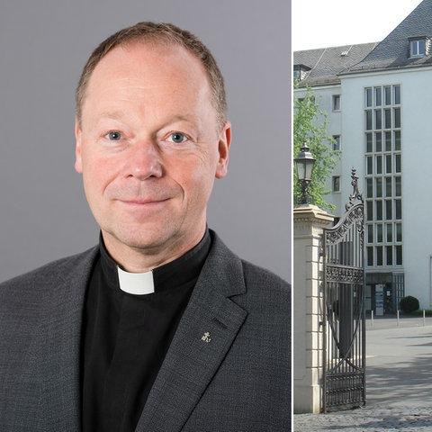 Bildkombo Rektor Wucherpfennig / Sankt Georgen