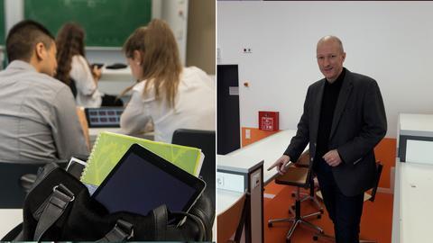 Schulleiter Gerrit Ulmke