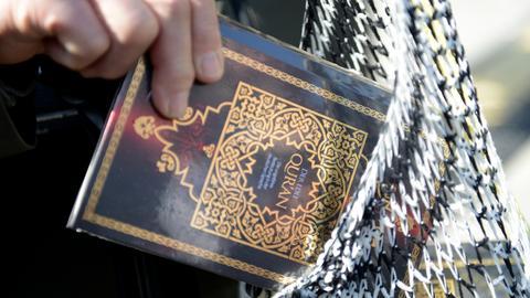 Koran-Verteilaktion