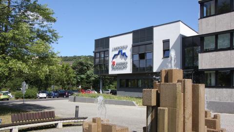 Verwaltungsgebäude des Kreises Marburg-Biedenkopf