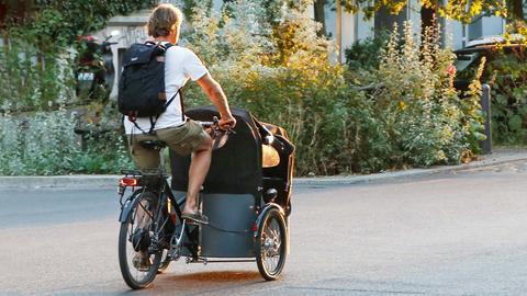 Lastenfahrrad / Lastenrad / Cargo-E-Bike