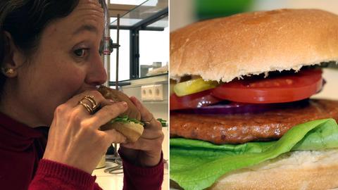 Mehlwurmburger