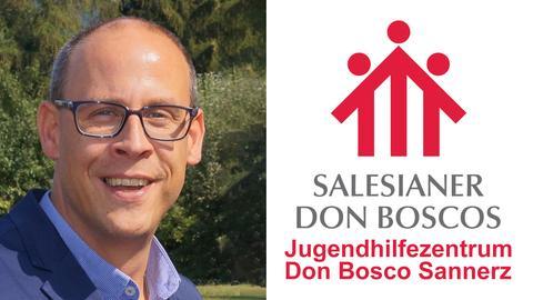 Heimleiter Patrick Will vom Jugendhilfenzetrum Don Bosco