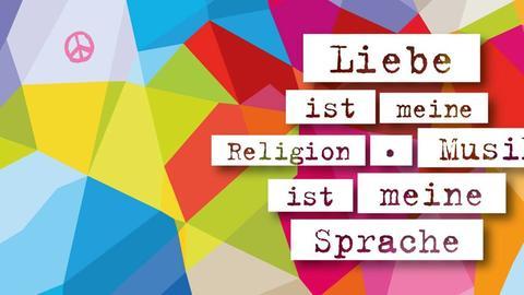 """""""Liebe ist unsere Religion - Musik ist unsere Sprache!"""""""