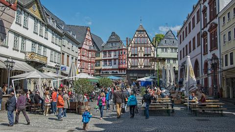 Kornmarkt in Limburg