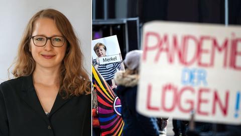 Marlene Batzke CESR-Institut/Querdenker