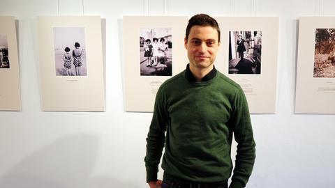 Meron Mendel, Leiter der Jugendbegegnungsstätte Anne Frank in Frankfurt