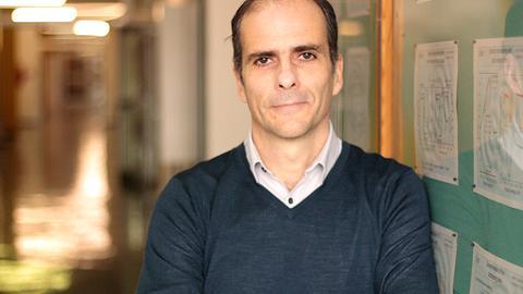 Prof. Martin Garcia Uni Kassel
