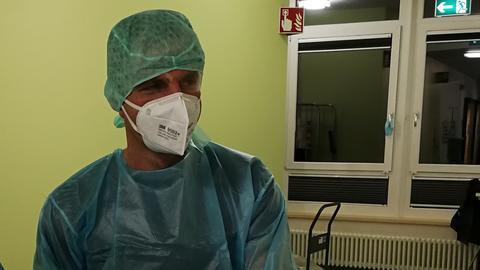 Virologe Ulrich Matt