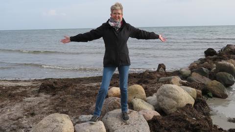 Michaela Willhardt mit Immundeffekt