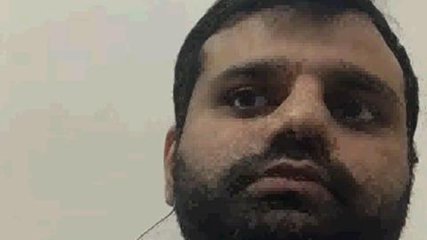Najeed Ahmed aus Friedberg - hängt in Pakistan fest