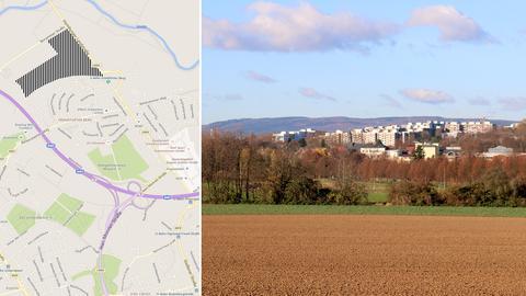 Hilgenfeld Neubaugebiet