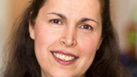 Noga Hartmann, Schulleiterin der Lichtigfeld-Schule