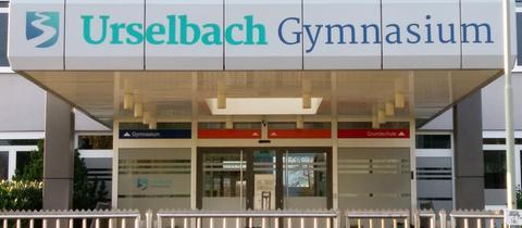 Das Urselbach Gymnasium steht vor dem Aus.