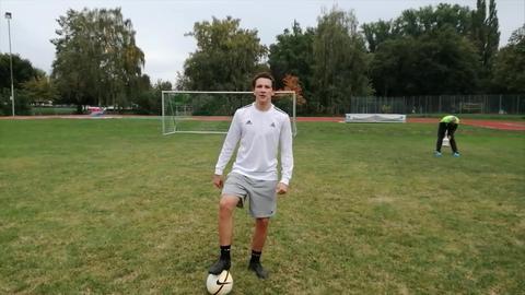 Orte der Freiheit Delp Schule Fußball