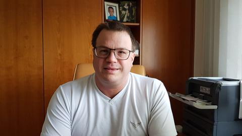 Hausarzt Peter Franz