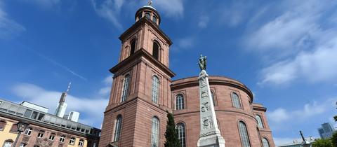 Die Paulskirche in Frankfurt