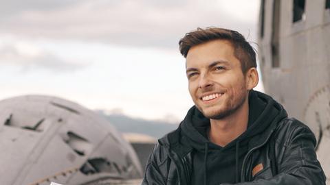 Youtuber Philipp Mickenbecker