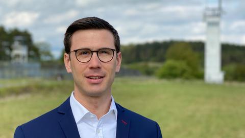 Sebastian Leitsch, künftiger Geschäftsführer der Point-Alpha-Stiftung