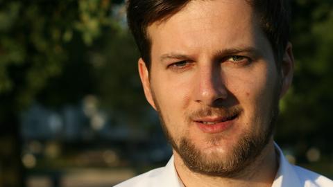 Politikberater und Social-Media-Experte Martin Fuchs