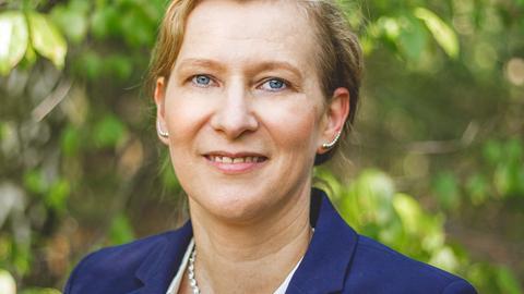 Politikwissenschaftlerin Alexandra Kurth von der Uni Gießen