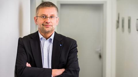 Sozialpsychologe Prof. Dr. Rolf van Dick