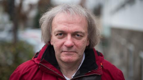 Anti-Nazi-Aktivist Ralf Bender