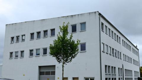 Das Gebäude in Mörfelden-Walldorf, in dem sich die Zentrale von Realität Islam befindet