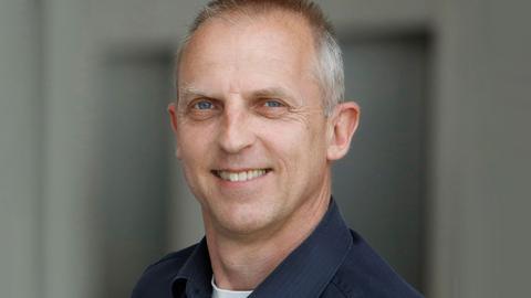 Portrait von Rolf Marschalek